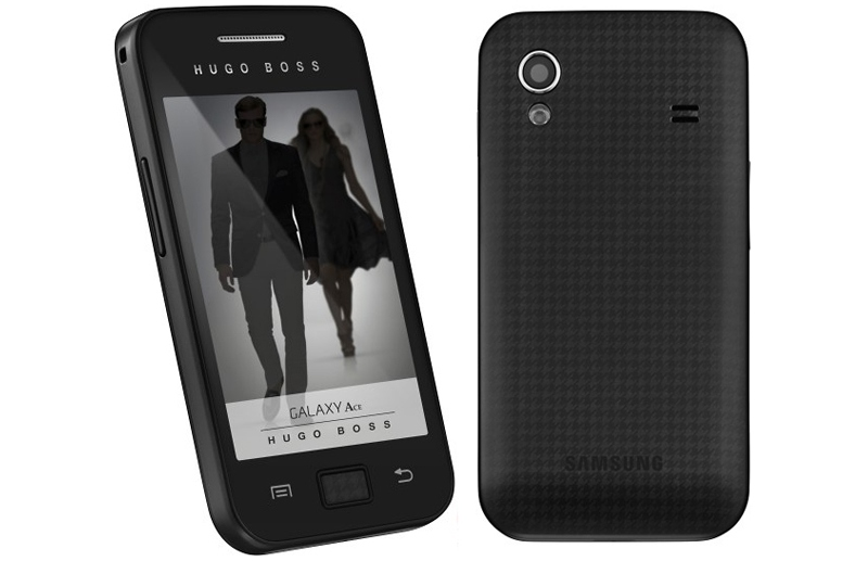 Samsung Galaxy Ace Hugo Boss